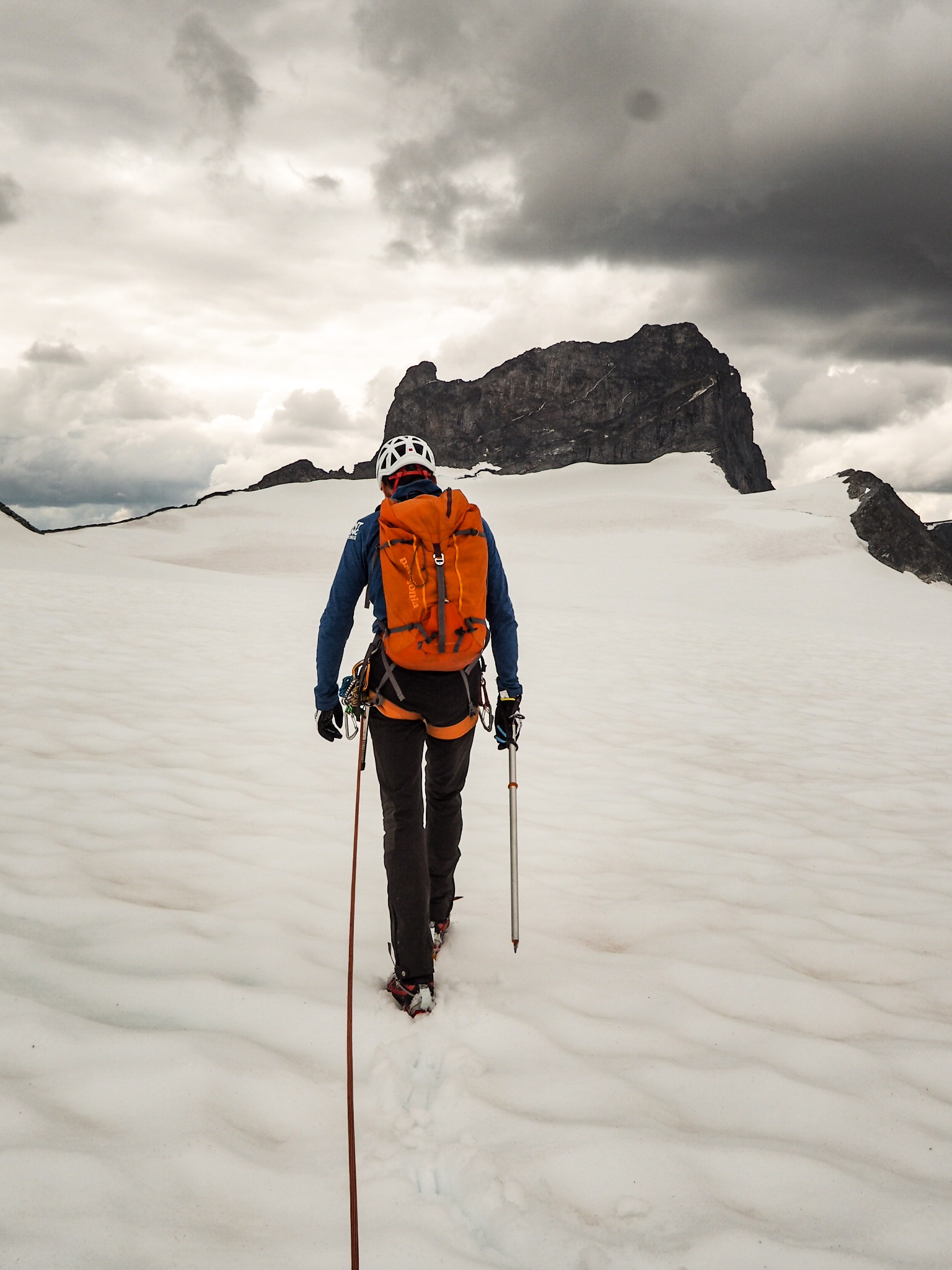 Seven Summits in Norway