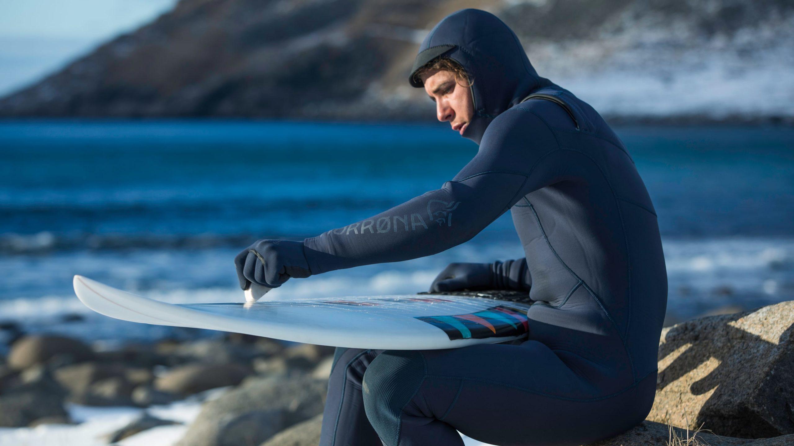 Go Arctic Surfing!
