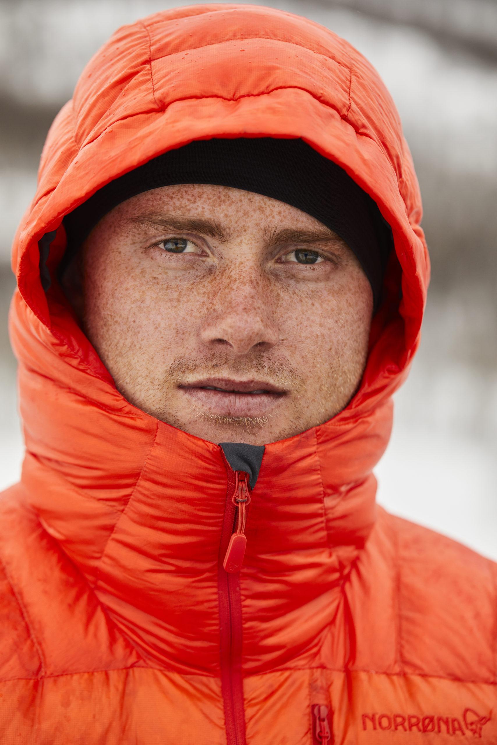 Nikolai Schirmer - European Skier