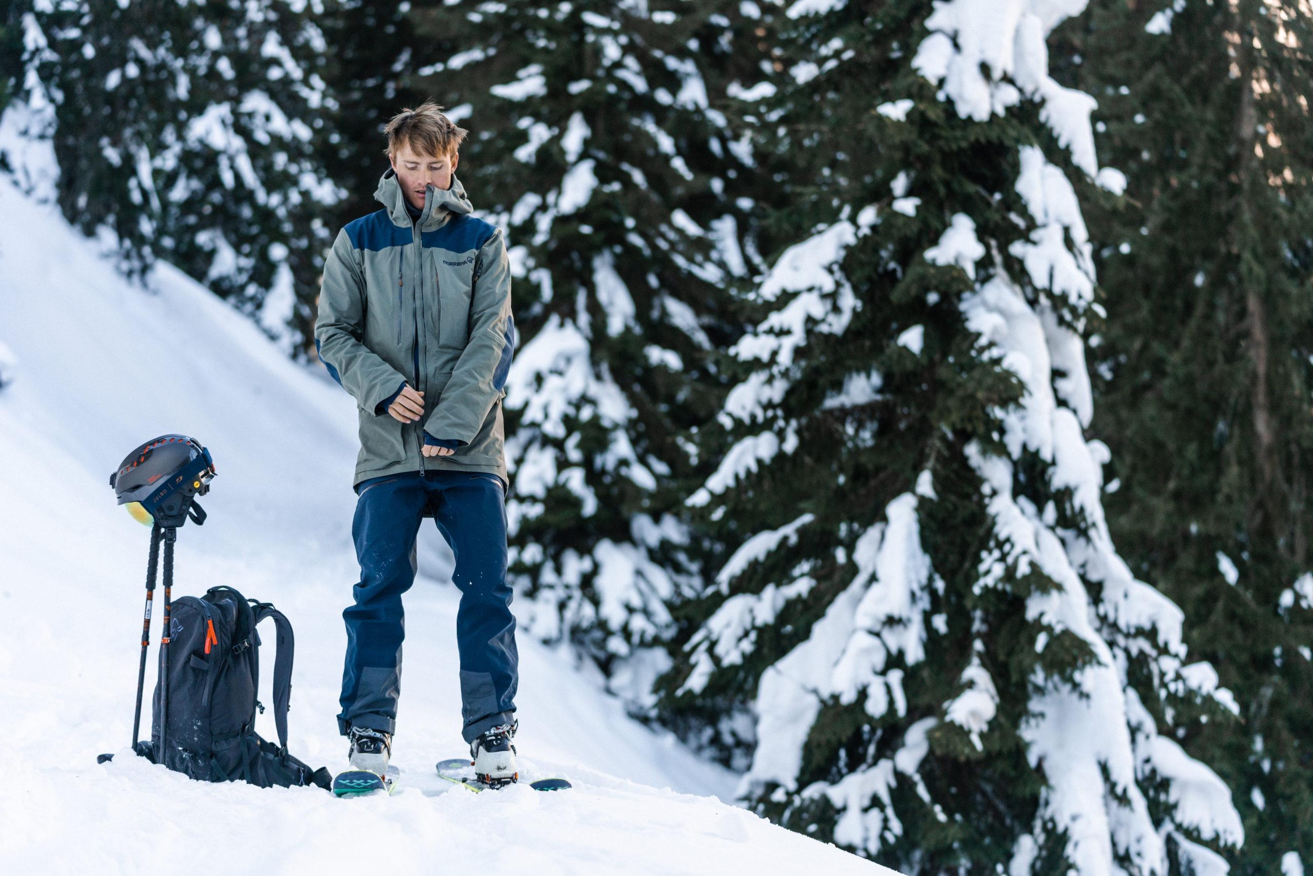 shredder and filmmaker Nikolai Schirmer lyngen