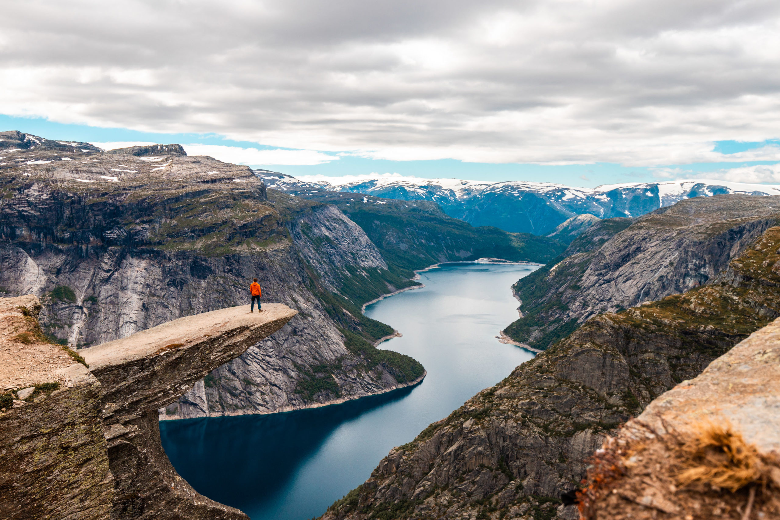 Trekking Destinations in Norway