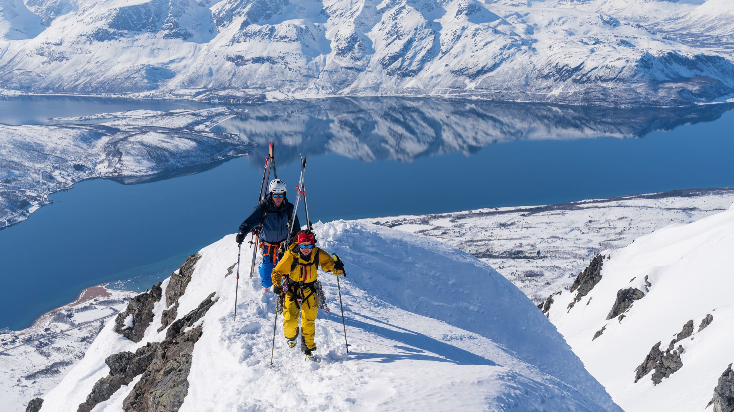 Merrick Mordal ski touring