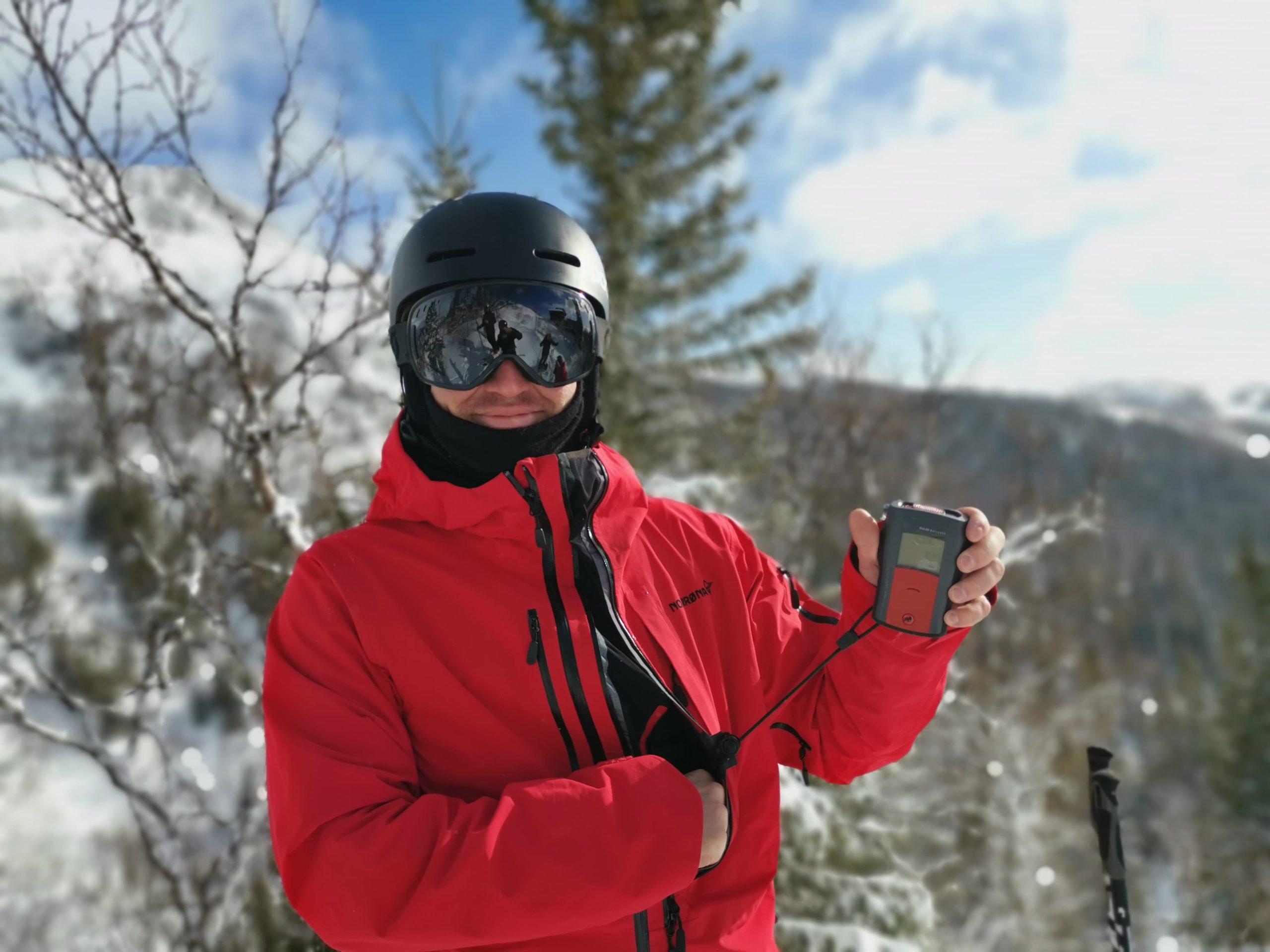 Norrøna Lofoten Ski und Snowboard Bib Herren Caviar