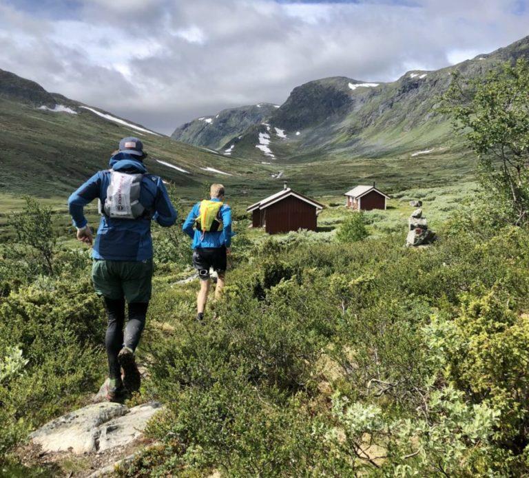 jo hoff nordskar_running_jotunheimen