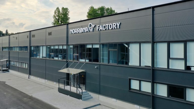 The new Norrøna Factory